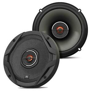 "JBL GX628 6-1/2"" 180 Watts Coaxial GX Series Car Audio Speakers/ 6.5"" inch"