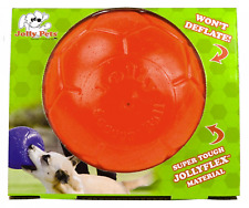 """Jolly Soccer Ball Large (8"""") 20 Cm - orange"""