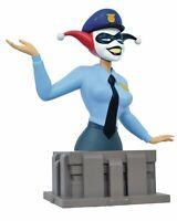 DC Comics MAR172722 Batman The Animated 25th Anniversary Harley Quinn Bust