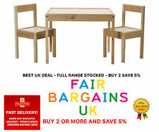 Children's 2 for Boys Girls Tables & Chairs