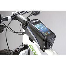 Fahrrad-Halterung für alle Handy Smartphone bis 5,5 Zoll Rahmentasche Bike Rad
