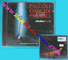 CD Piccoli Omicidi Tra Amici(Shallow Grave)Colonna Sonora Originale(OST1)