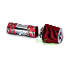 RED Air Intake kit For 2007-2011 Acadia Enclave Outlook Traverse LTZ SLE 3.6