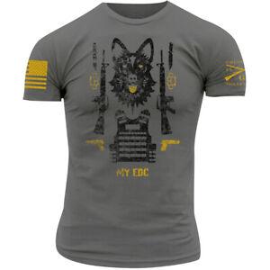 Grunt Style My EDC T-Shirt - Heavy Metal