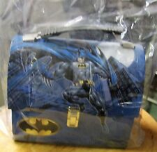 DC Comics Vandor Batman Joker Gotham City metal dome lunchbox never used