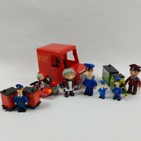 Postman Pat toy figure vehicle bundle free delivery good used condition