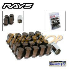 VOLK RAYS 35MM WHEELS LOCK LUG NUTS 12X1.5 1.5 ACORN RIM FORGED DURA BRONZE 20 L