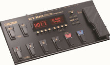 BOSS GT-100 COSM Guitar Amp Effects USB Processor Pedal w/ Version 2 Update