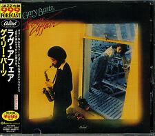 GARY BARTZ  love affair / 24-bit , JAPAN
