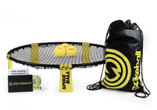 Spikeball 3 Ball Bundle + 2 Glow Balls + Backpack - Brand New