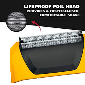 Wahl Yellow Lifeproof Shaver Replacement Foils, Cutters and Head for 7061 Serie