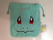 Mochila Pokemon go Squirtle felpa bolsa plush toy infantil bebe niño colegio
