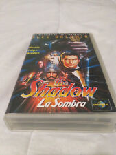 The Shadow La Sombra Vhs Universal