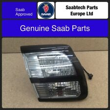 GENUINE SAAB 9-3 2008-12 CV REAR LAMP BOOT LEFT N/S CLEAR 5 BRAND NEW 12770163
