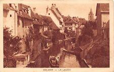 COLMAR - la Lauch -