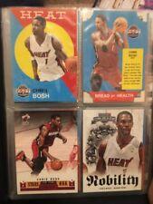 NBA Basketball Cards Chris Bosh Rare Inserts