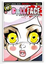 DOLLFACE #1 - Cover A - Dan Mendoza Cover - Action Lab Comics!