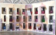 OPI Disney NUTCRACKER 25pc Nail Polish Set Mini Mani Month Advent Calendar HRK34