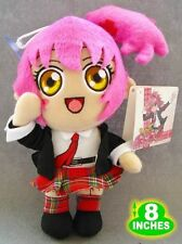 "NEW Hinamori Amu Shugo Chara 8"" Plush Doll Cosplay Plush Doll Toys"