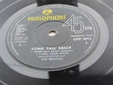 THE BEATLES   U.K. EP   LONG TALL SALLY  ISRAEL   PRESSING