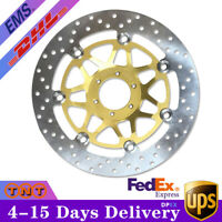 Front Brake Disc Rotor For Honda VTR1000 Firestorm/SuperHawk SC36/H687 1997-2006