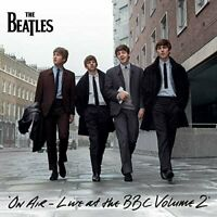 The Beatles - On Air - Live At The BBC Vol 2 [CD]