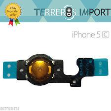 Flex Central Menu Principal Pulsador Botón para iPhone 5C