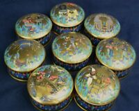 Compton & Woodhouse TREASURES OF THE NILE Egyptian 22ct gold design trinkets x8