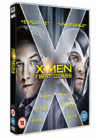 X-Men: First Class (DVD + Digital Copy), DVDs