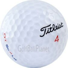 36 MINT Titleist DT SOLO AAAAA Used Golf Balls