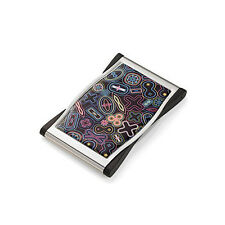 Karim Rashid KREW with Black Metal Business Name Card Case by Troika