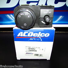 ACDELCO D1525J Switch, Multi-Function/Combination  GM 25858426
