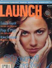 Launch Cd-Rom Magazine No. 20 1998 Sheryl Crow, etc. - Original Shrink Wrap