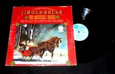 Jingle Bells THE MEXICALI BRASS Record Album - Custom Records CS-10