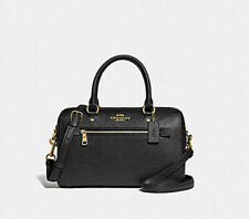 NWT Coach Rowan satchel bag crossbody Signature or Leather tote