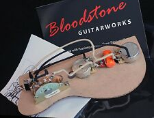 Ready Built 4-Way Fender USA Telecaster Wiring Upgrade/loom/harness + Volume Mod