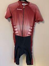 Reebok Polish Cycling Skinsuit XL Extra Large