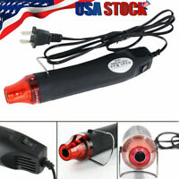 300W Power Mini 110V Electric Soft Ceramic Hot Air Gun Drying Paint Heat Gun