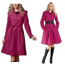 Normalgröße Trenchcoat-Damenjacken & -mäntel in Größe 40