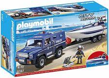 Playmobil City Action 5187- Equipo de 3 bomberos. De 5 a 10 años