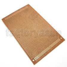 5PCS Prototype PCB 9x15cm Universal Single Side Copper Project Breadboard