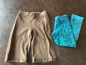 Girl's Size 6-6X Lot of 2 Leggings Capris  Place  Faded Glory