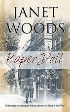 """VERY GOOD"" Woods, Janet, Paper Doll, Book"