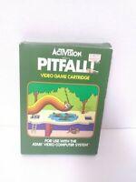 Pitfall (Atari 2600, 1982) Box Only Good Condition Fast Shipping!