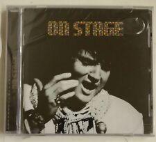 Elvis Presley On Stage CD Europa reedición remasterizada 1999