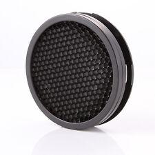 Flash Honeycomb Grid Spot Filter for K9 CA-SGU Adapter Canon Nikon Speedlight