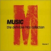 Various Artists-Music - The Definitive Hits Collection Vol 1 CD   New