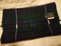 Scottish tartan scarf AA 26