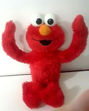 "Sesame Street 12"" PEEK-A-BOO ELMO Plush Stuffed Talking Doll HASBRO 2013"