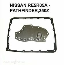 Auto Transmission Filter Kit FOR NISSAN PATROL GU Y61 TB48DE 4.8L 10.01-01.12